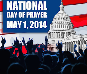 National Day of Prayer @ OCC